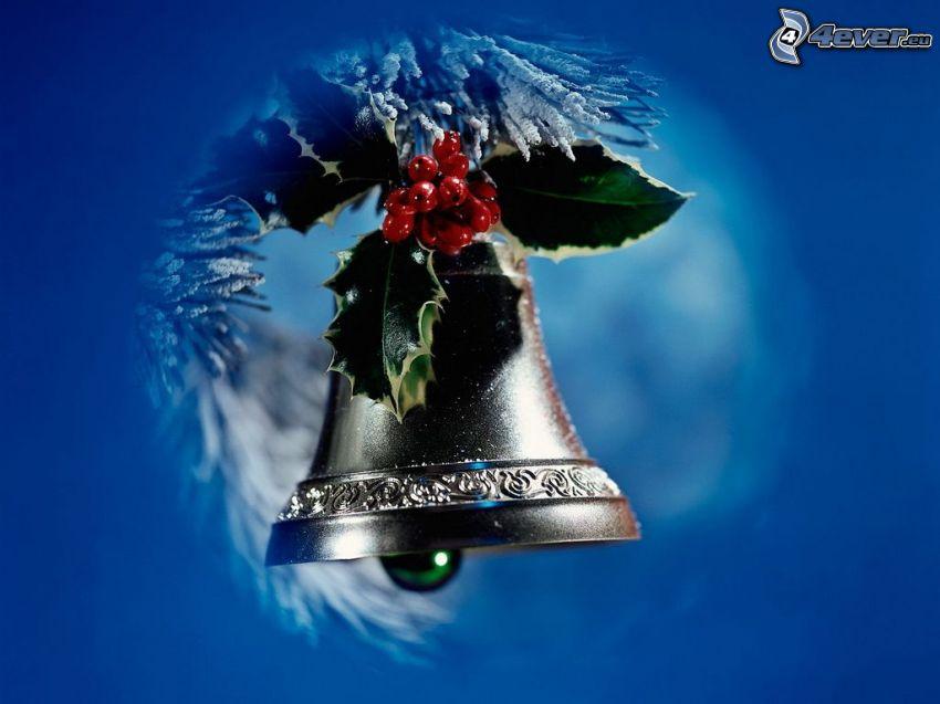 dzwoneczek świąteczny