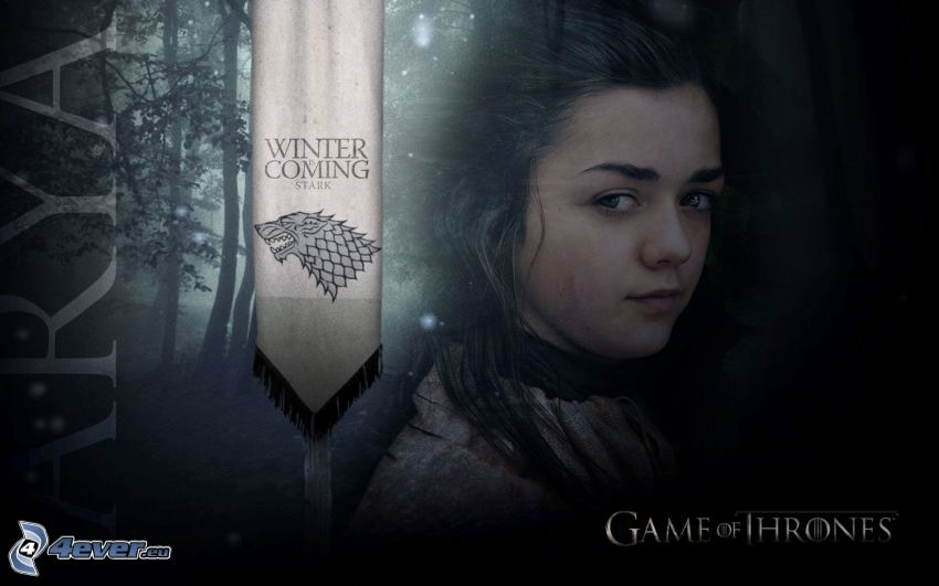 A Game of Thrones, Winter is coming