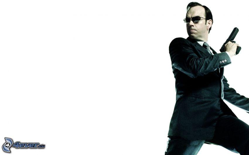 agent Smith, Matrix