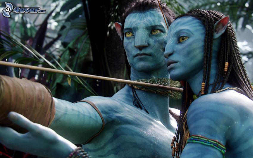 Avatar, strzałka