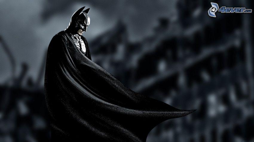Batman, super bohaterowie