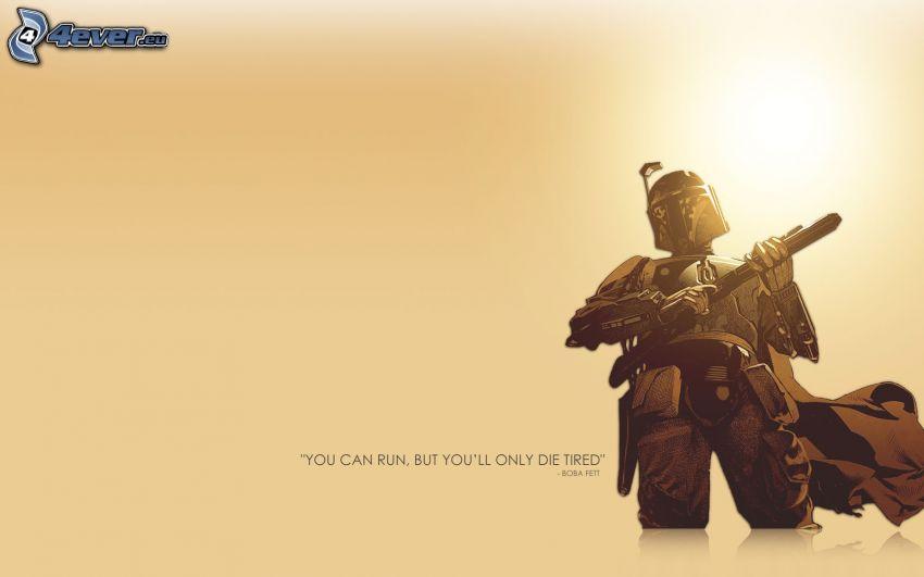 Boba Fett, Gwiezdne wojny