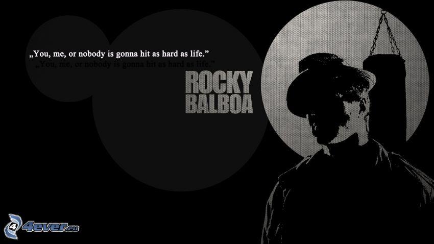cytat, Rocky Balboa