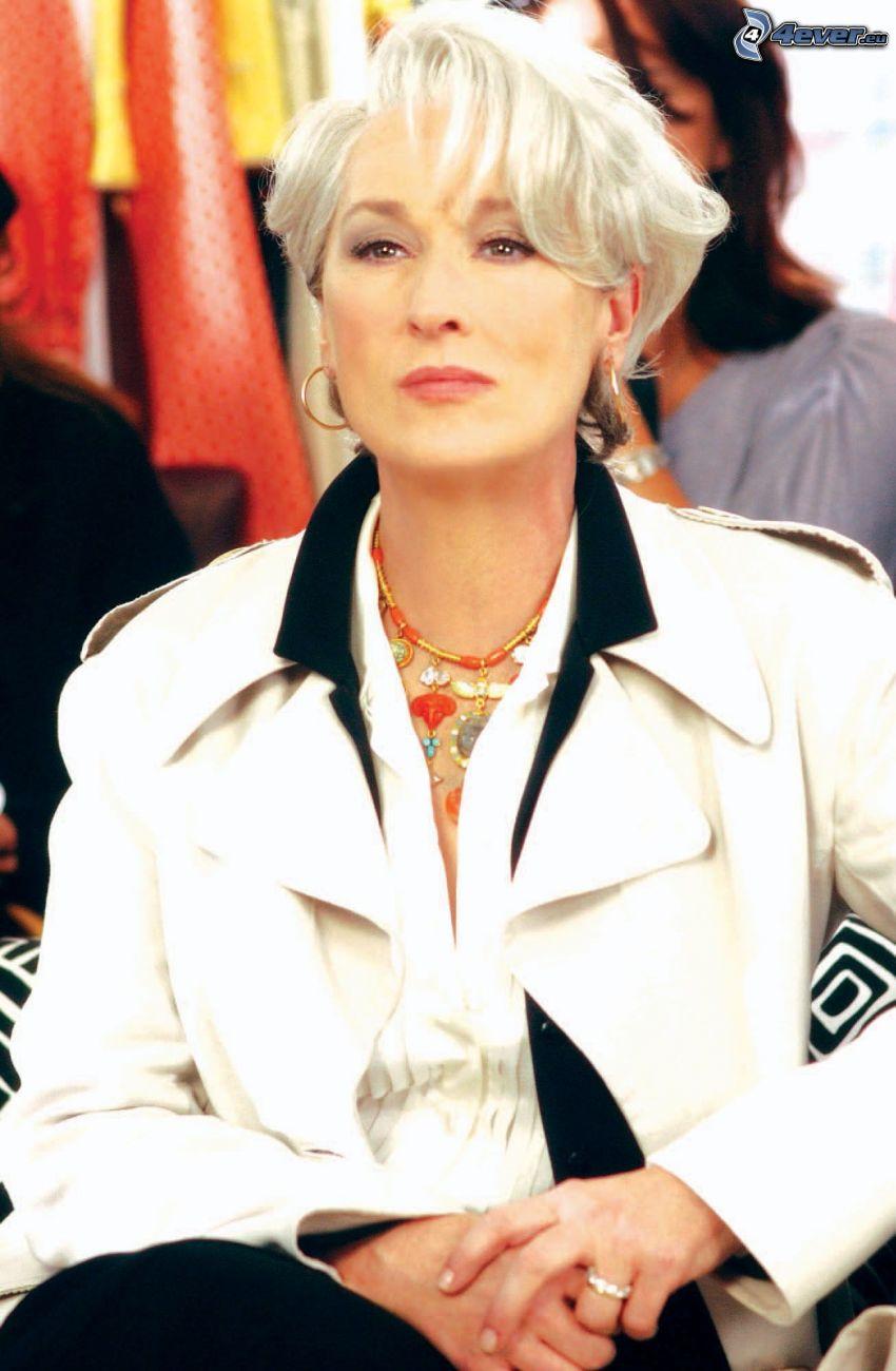 Diabeł ubiera się u Prady, Miranda Priestly, Meryl Streep