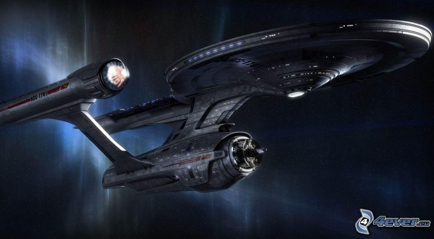 Enterprise, Star Trek