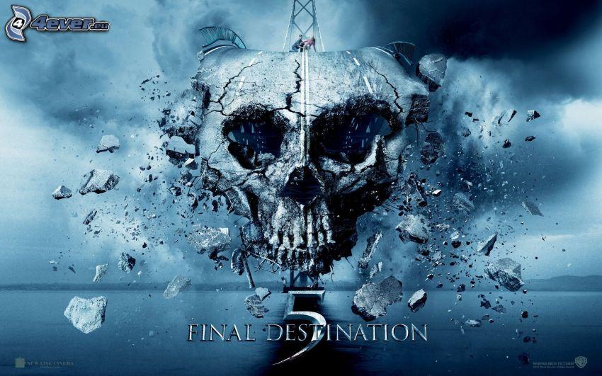 Final Destination 5, czaszka