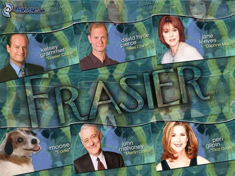 Frasier, aktorzy