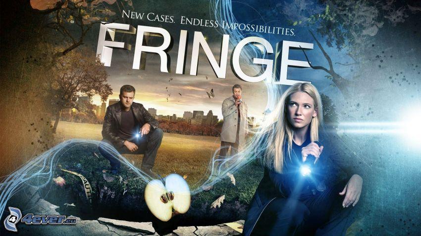 Fringe, Olivia Dunham, jabłko