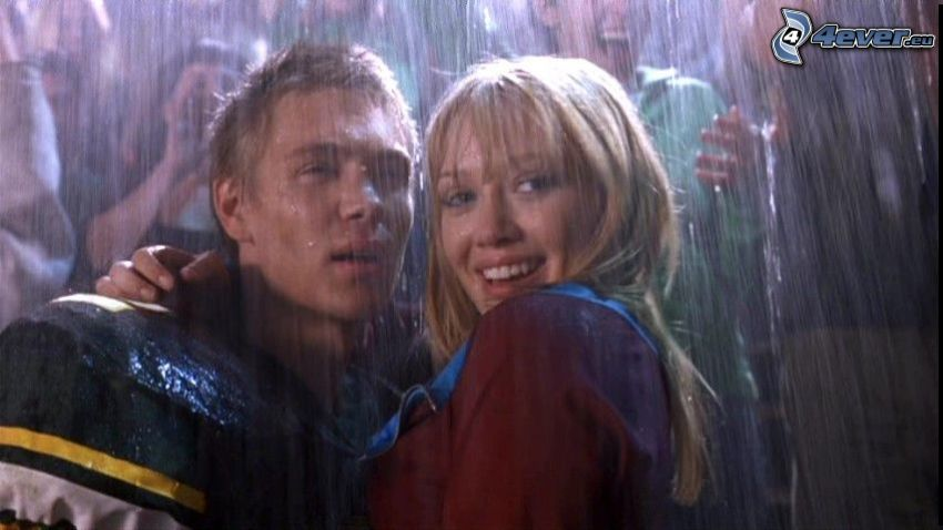Hilary Duff, Sam, Chad Michael Murray, Austin
