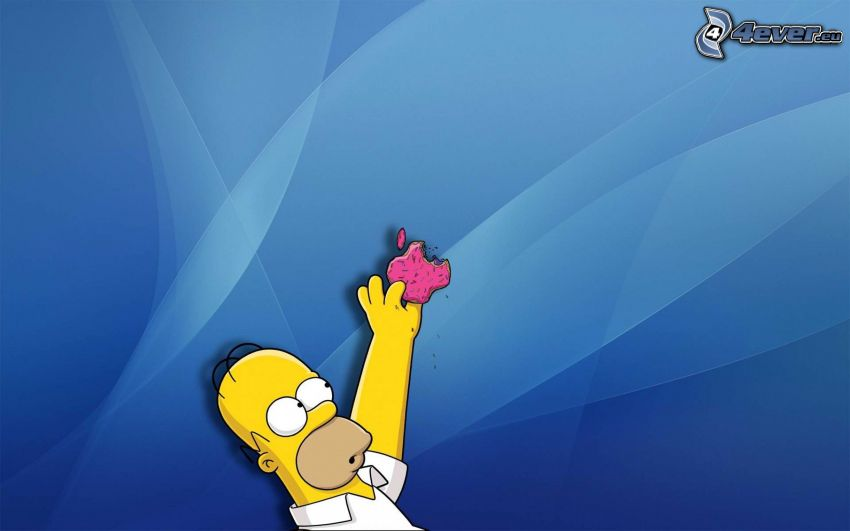 Homer Simpson, Apple