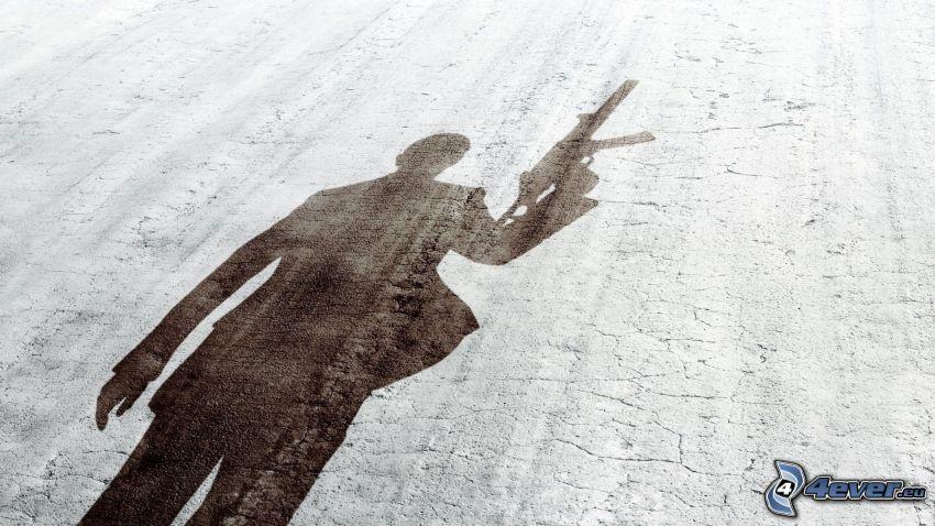 James Bond, sylwetka mężczyzny