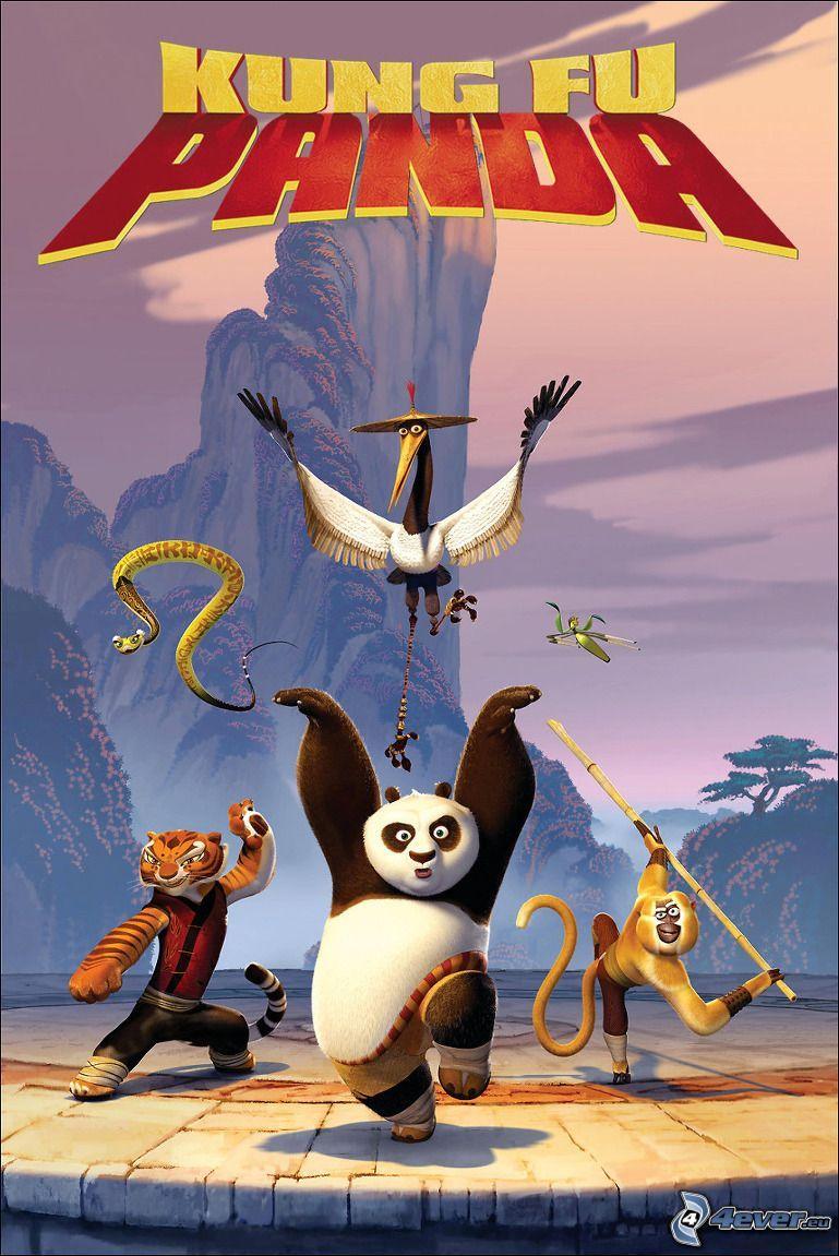 Kung Fu Panda, bajka