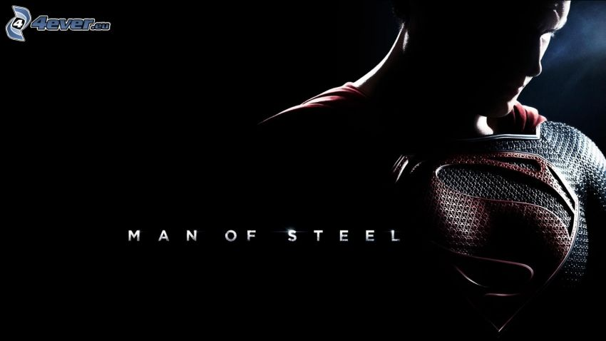 Man of Steel, Superman