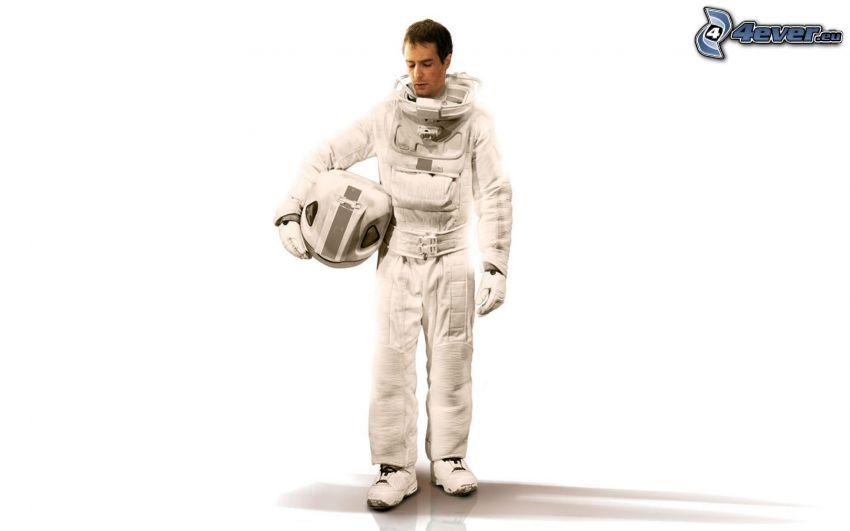 Moon, astronauta