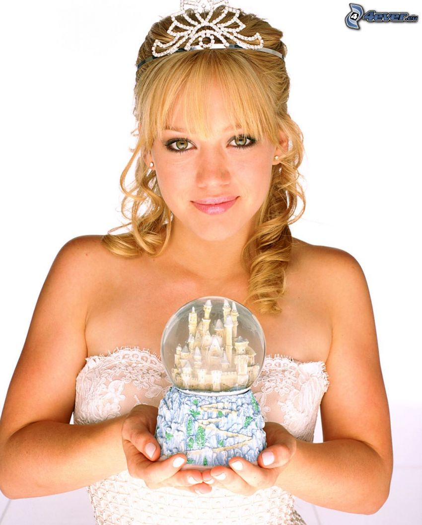 Nowoczesny Kopciuszek, Hilary Duff