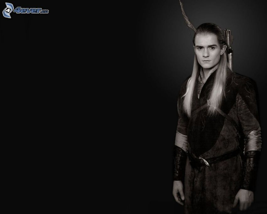 Pan Pierścieni, Legolas