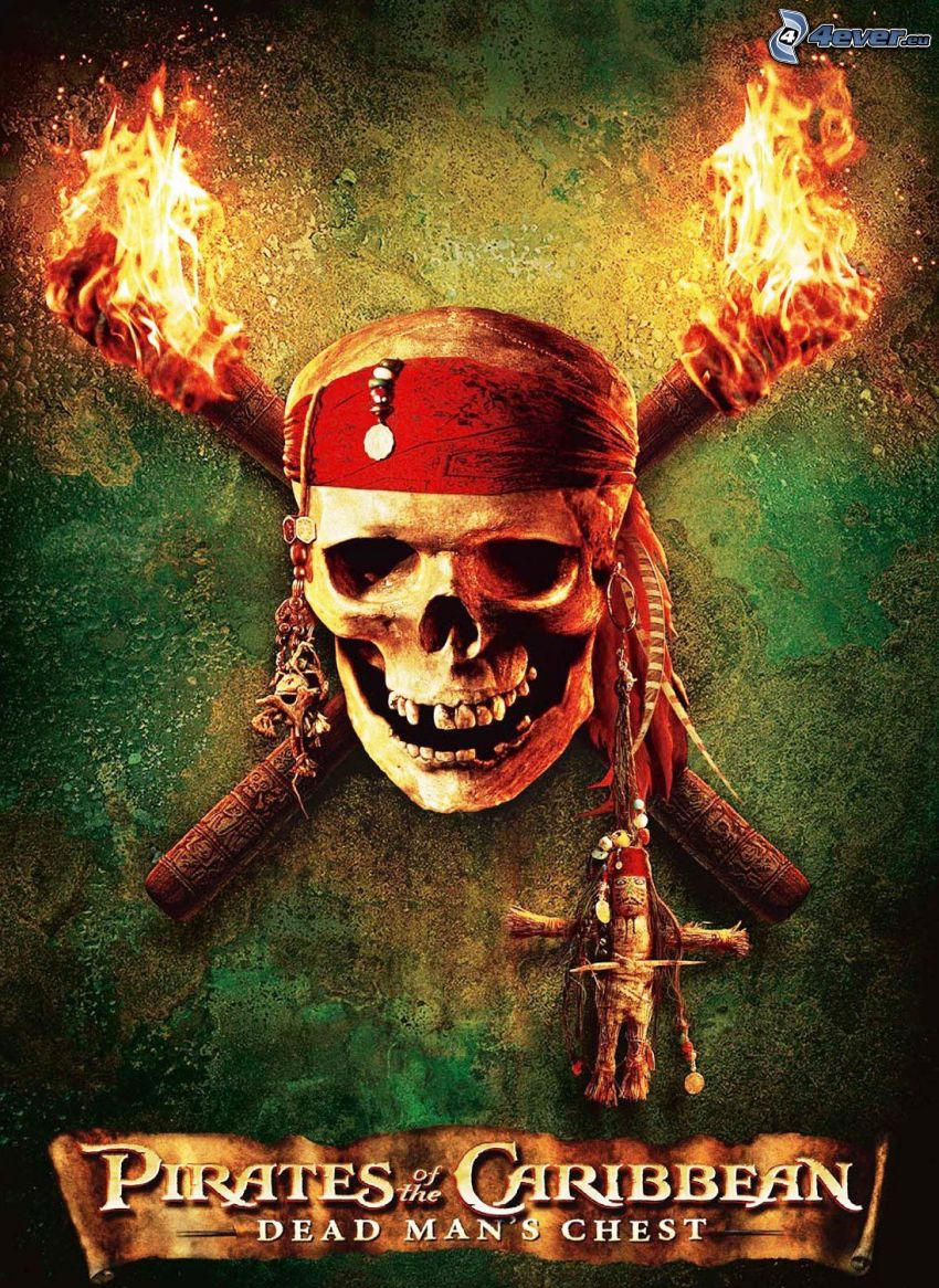 Piraci z Karaibów, Pirates of the Caribbean