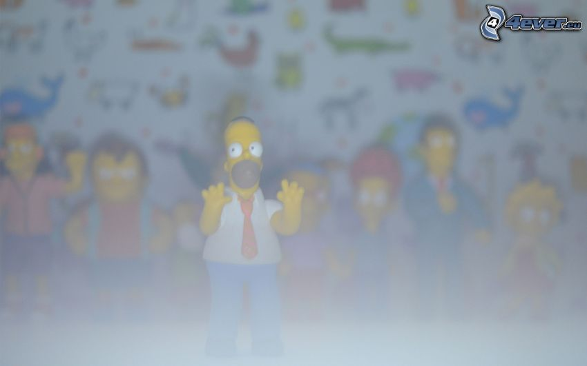 Simpsonowcy, Homer Simpson