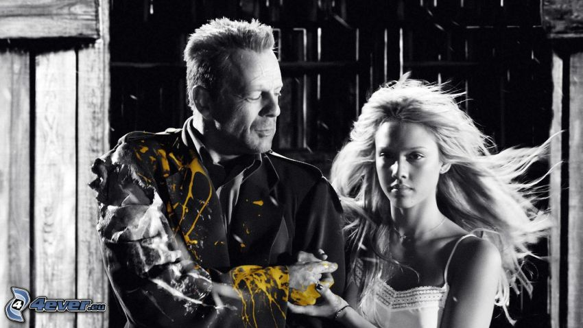 Sin City, Bruce Willis