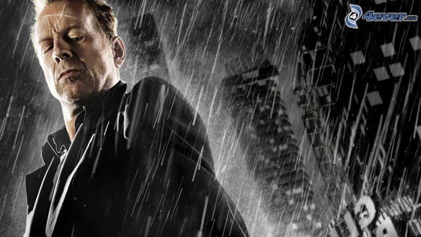 Sin City, Bruce Willis