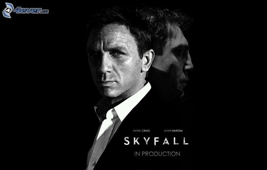 Skyfall, Daniel Craig, Javier Bardem
