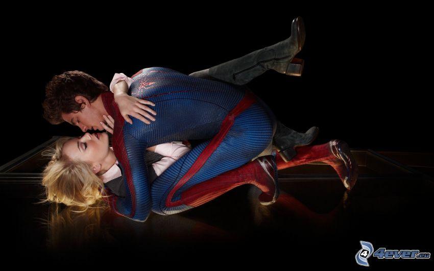 Spiderman, para