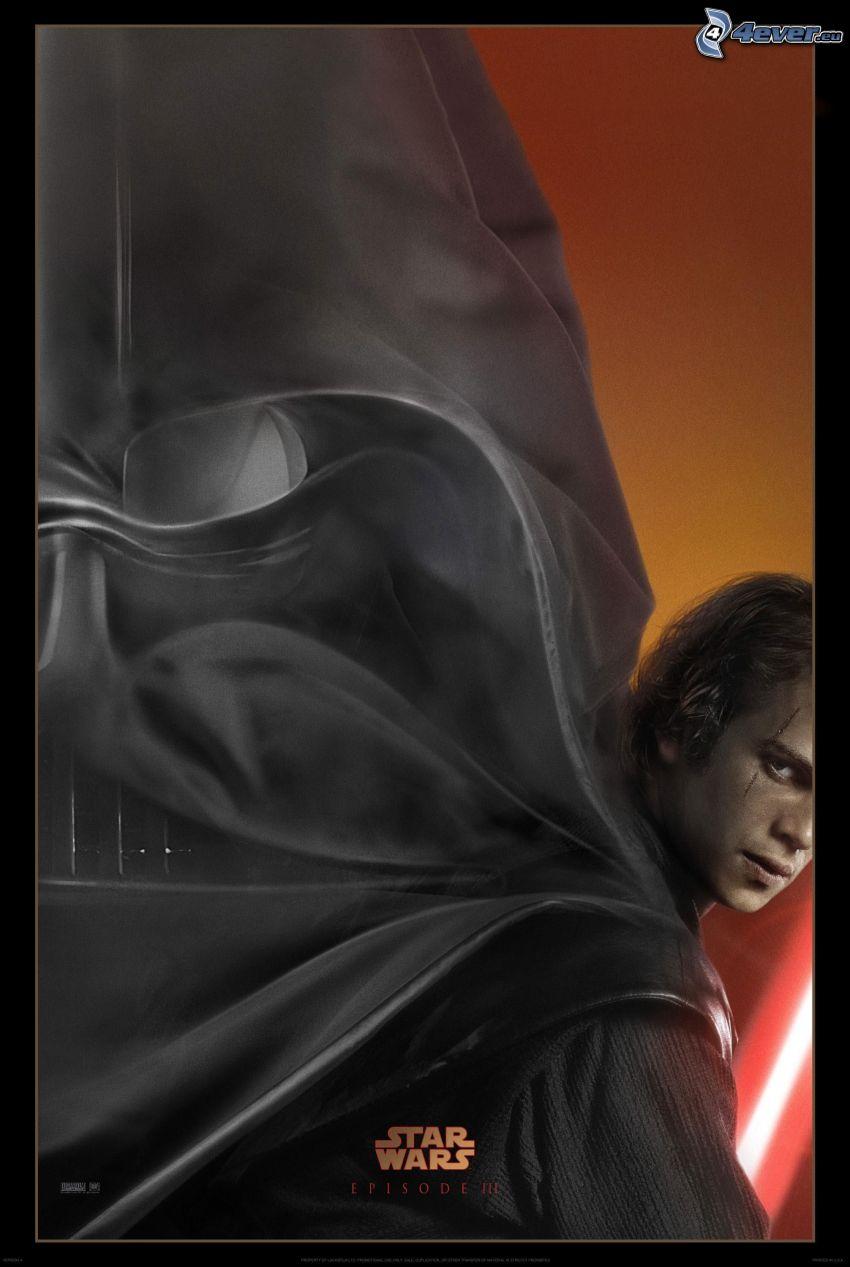 Star Wars, Anakin Skywalker, Darth Vader