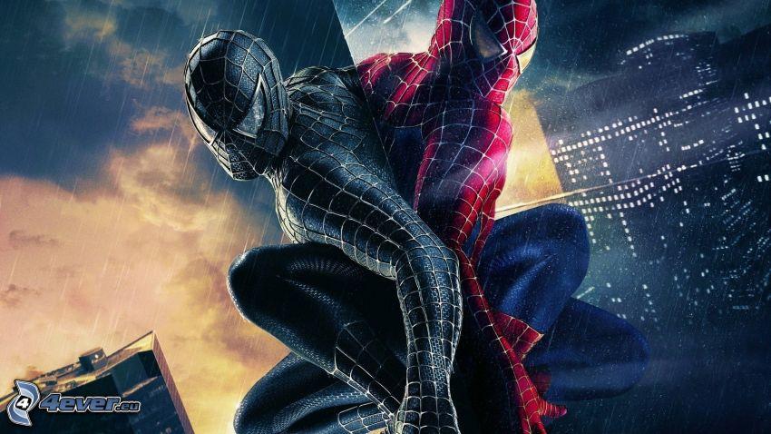 Superman, Spiderman