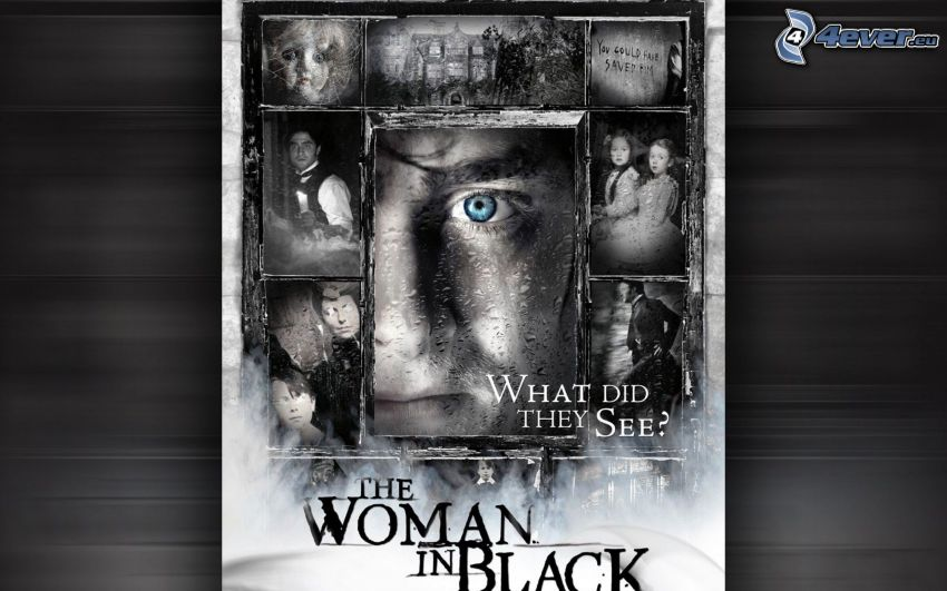 The Woman in Black, plakat
