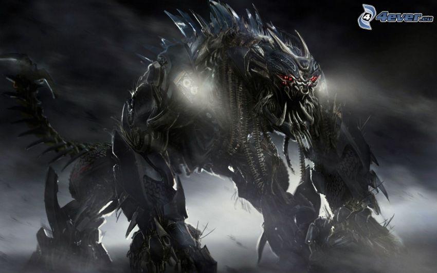 Transformers, potwór