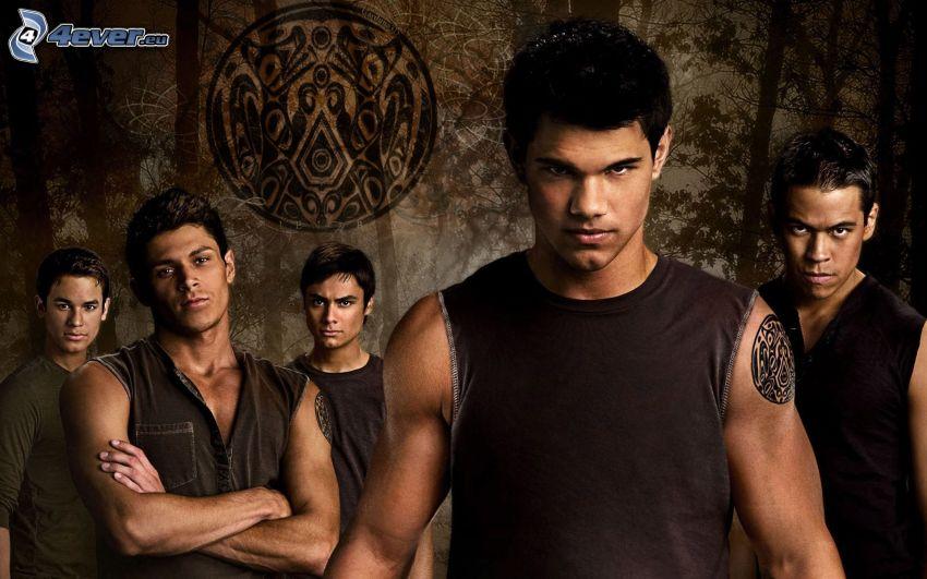 Twilight, Jacob Black