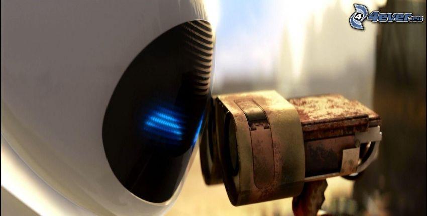 WALL·E, roboty