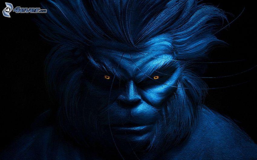 X-Men, potwór