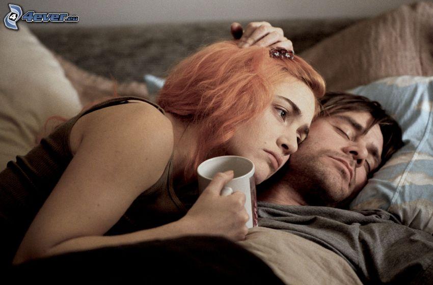 Zakochany bez pamięci, para