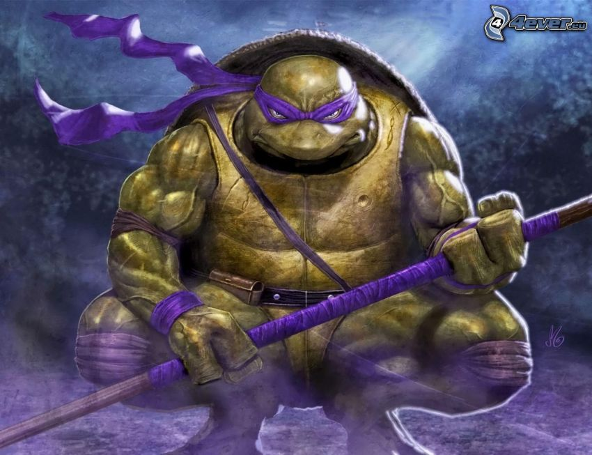 żółwie ninja