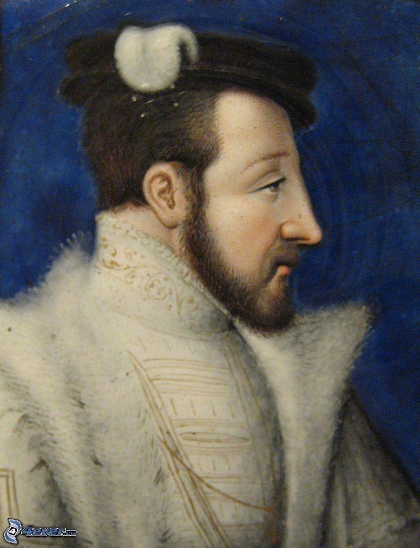 Henryk II Walezjusz, futro