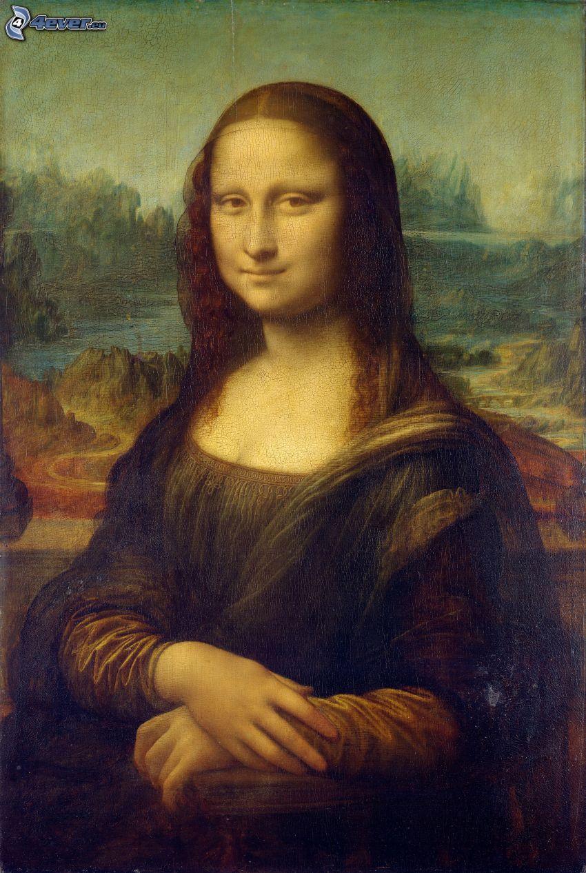 Mona Lisa, obraz