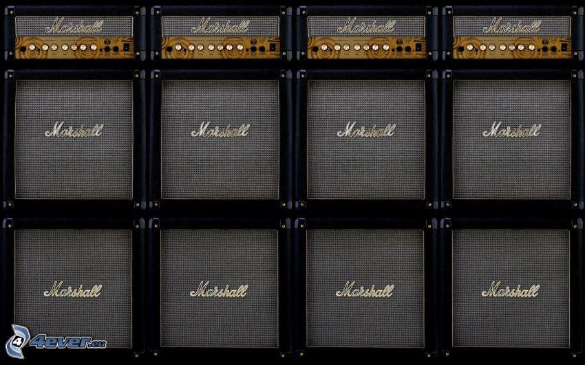 Marshall, gitarowe kombo