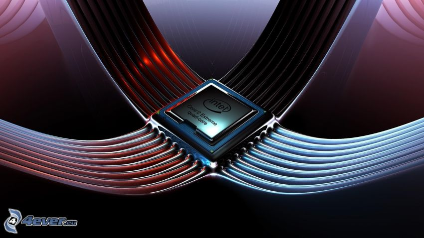 Intel, procesor