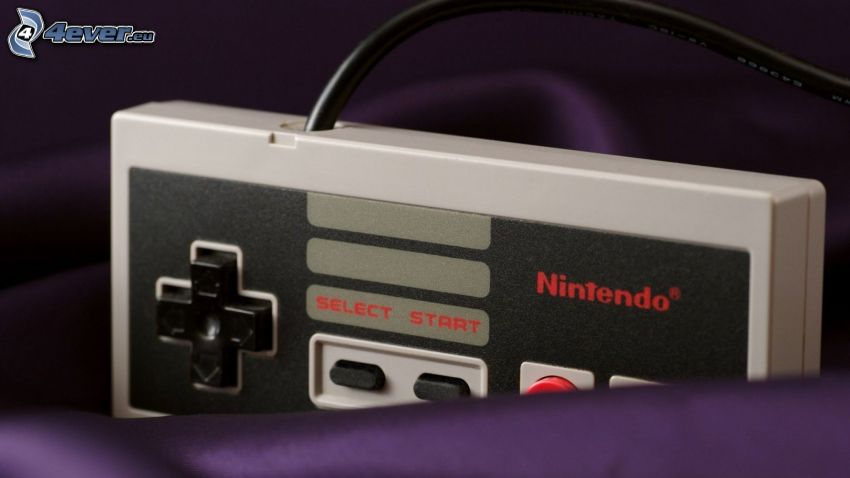 Nintendo, joystick