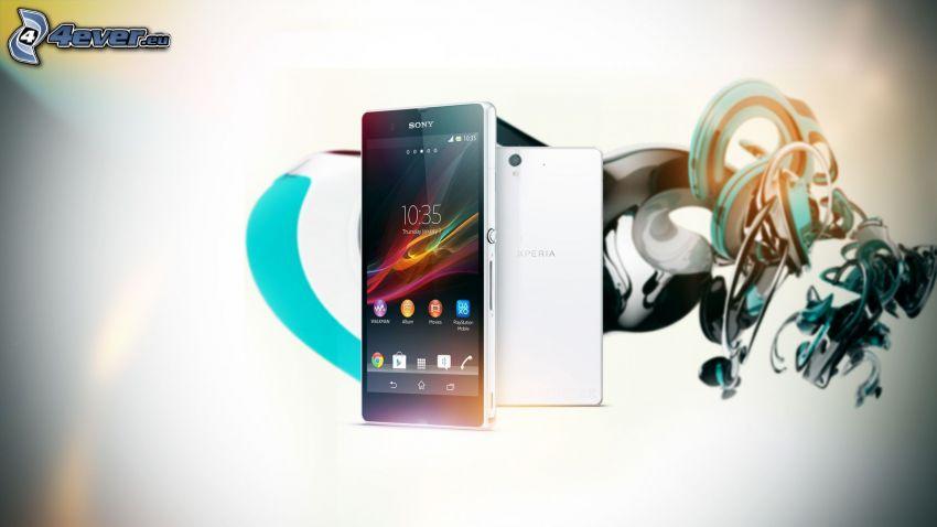 Sony, telefon komórkowy