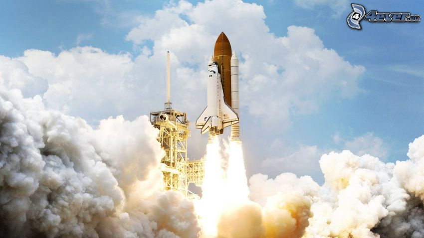 start rakiety