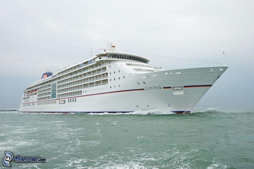 luksusowy statek