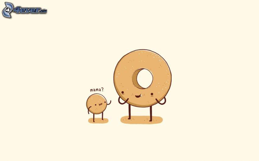 mama, ciasteczka