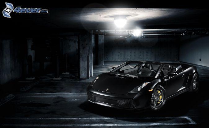 Lamborghini Aventador, kabriolet