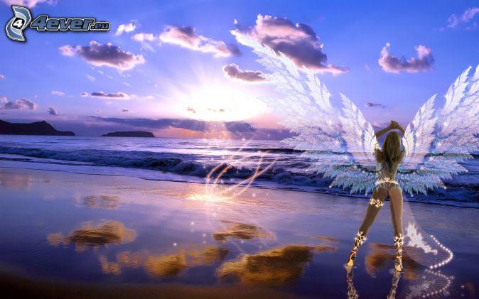 anjel, more