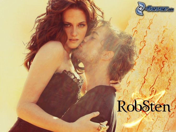 Robert Pattinson, Kristen Stewart, RobSten