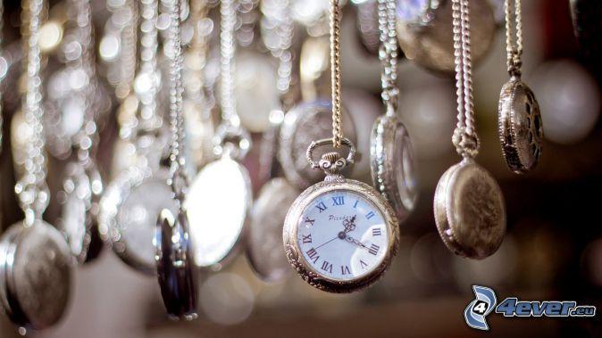 hodiny, čas