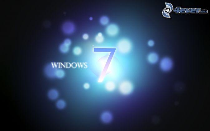 Windows 7, krúžky