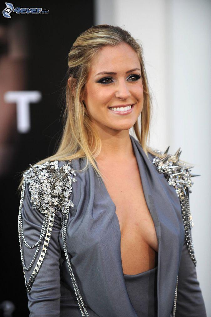 Kristin Cavallari, úsmev
